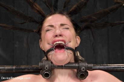 Photo number 1 from Relentless - Andy San Dimas  shot for Device Bondage on Kink.com. Featuring Andy San Dimas, Orlando, Mz Berlin and Lola Marx in hardcore BDSM & Fetish porn.