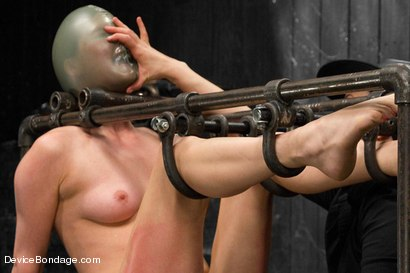Photo number 13 from Encasement Games shot for Device Bondage on Kink.com. Featuring Star in hardcore BDSM & Fetish porn.