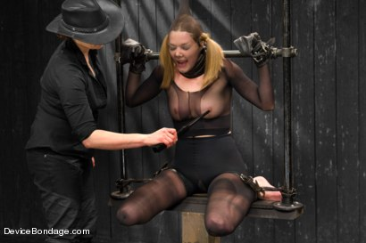 Photo number 3 from Encasement Games shot for Device Bondage on Kink.com. Featuring Star in hardcore BDSM & Fetish porn.