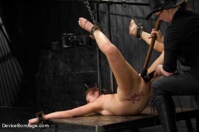 Photo number 4 from Tough Love - Josi Valentine shot for Device Bondage on Kink.com. Featuring Josi Valentine in hardcore BDSM & Fetish porn.