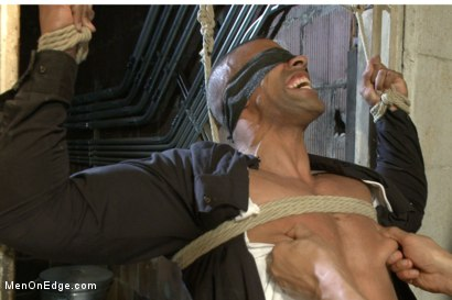Photo number 5 from Straight Cop Robert Axel  shot for Men On Edge on Kink.com. Featuring Robert Axel in hardcore BDSM & Fetish porn.