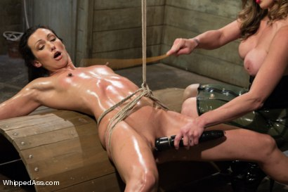 Photo number 4 from Wenona Suffers shot for Whipped Ass on Kink.com. Featuring Felony and Wenona in hardcore BDSM & Fetish porn.