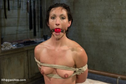 Photo number 9 from Wenona Suffers shot for Whipped Ass on Kink.com. Featuring Felony and Wenona in hardcore BDSM & Fetish porn.