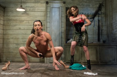 Photo number 1 from Wenona Suffers shot for Whipped Ass on Kink.com. Featuring Felony and Wenona in hardcore BDSM & Fetish porn.