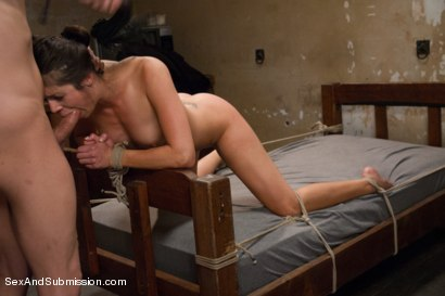 Photo number 11 from Dark Alley Fantasy shot for Sex And Submission on Kink.com. Featuring Xander Corvus and Anna Morna in hardcore BDSM & Fetish porn.