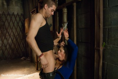 Photo number 6 from Dark Alley Fantasy shot for Sex And Submission on Kink.com. Featuring Xander Corvus and Anna Morna in hardcore BDSM & Fetish porn.