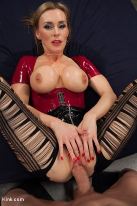 Photo number 14 from You are the LAST one to Penetrate Tanya Tate, A FemDom POV fantasy shot for Kink Test Shoots on Kink.com. Featuring Tanya Tate in hardcore BDSM & Fetish porn.