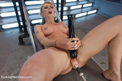 Photo number 11 from Polish Babe love fucked until Squirt Burst out of Her Pussy shot for Fucking Machines on Kink.com. Featuring Natasha Starr in hardcore BDSM & Fetish porn.