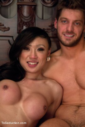 Photo number 15 from Revenge Fuck: Venus Kills Jealousy w/Her Cock & Her Ex-BF's Tight Hole shot for TS Seduction on Kink.com. Featuring Venus Lux and Andrew Blue in hardcore BDSM & Fetish porn.