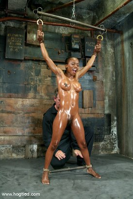 Photo number 13 from Yellow Kitty shot for Hogtied on Kink.com. Featuring Yellow Kitty in hardcore BDSM & Fetish porn.