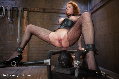 Photo number 3 from Party Girl Gets Her Pussy Destroyed on Her Final Day shot for The Training Of O on Kink.com. Featuring Audrey Hollander and Owen Gray in hardcore BDSM & Fetish porn.