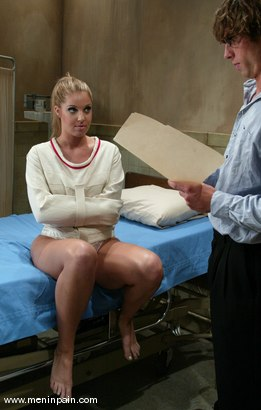 Photo number 1 from Hollie Stevens and Nick Jacobs shot for Men In Pain on Kink.com. Featuring Nick Jacobs and Hollie Stevens in hardcore BDSM & Fetish porn.