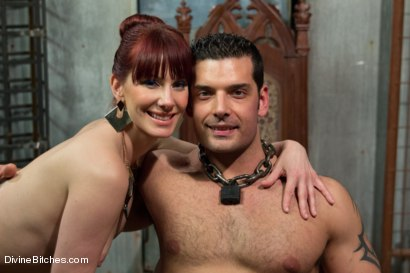 Photo number 3 from Maitresse Madeline searches for a personal slave for her home. shot for Divine Bitches on Kink.com. Featuring Marcus Ruhl and Maitresse Madeline Marlowe in hardcore BDSM & Fetish porn.