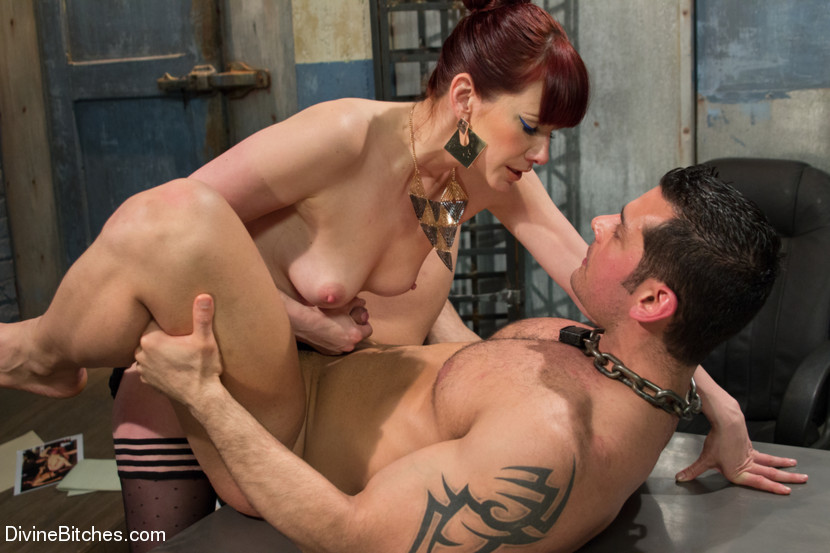 Maitresse Madeline searches for a personal slave for her home.
