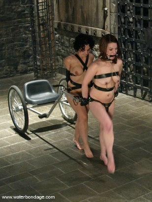 Photo number 13 from Tyler, Lochai and Jenya shot for Water Bondage on Kink.com. Featuring Tyler, Lochai and Jenya in hardcore BDSM & Fetish porn.