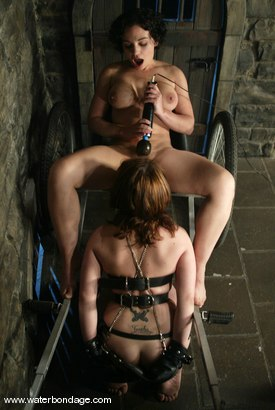 Photo number 14 from Tyler, Lochai and Jenya shot for Water Bondage on Kink.com. Featuring Tyler, Lochai and Jenya in hardcore BDSM & Fetish porn.