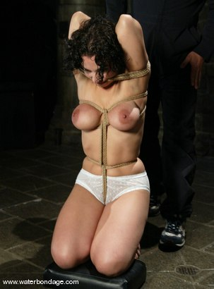 Photo number 3 from Tyler, Lochai and Jenya shot for Water Bondage on Kink.com. Featuring Tyler, Lochai and Jenya in hardcore BDSM & Fetish porn.