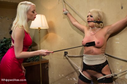 Photo number 9 from The Prostitute  shot for Whipped Ass on Kink.com. Featuring Lorelei Lee and Layla Price in hardcore BDSM & Fetish porn.