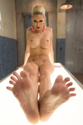 Photo number 14 from Foot Fucking Fetish Foursome shot for Foot Worship on Kink.com. Featuring Katie Summers, Vanessa Cage, Chris Johnson and Katie St. Ives in hardcore BDSM & Fetish porn.