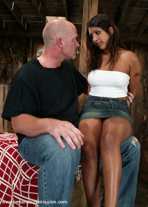 Photo number 1 from Destiny Deville and Mark Davis shot for Sex And Submission on Kink.com. Featuring Mark Davis and Destiny Deville in hardcore BDSM & Fetish porn.