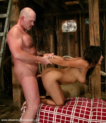 Photo number 13 from Destiny Deville and Mark Davis shot for Sex And Submission on Kink.com. Featuring Mark Davis and Destiny Deville in hardcore BDSM & Fetish porn.