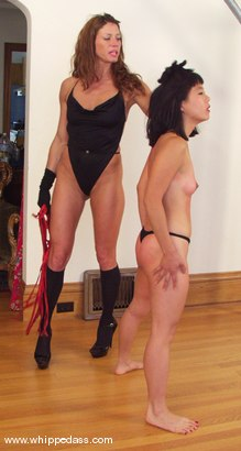 Photo number 5 from Emiko and Kym Wilde shot for Whipped Ass on Kink.com. Featuring Emiko and Kym Wilde in hardcore BDSM & Fetish porn.