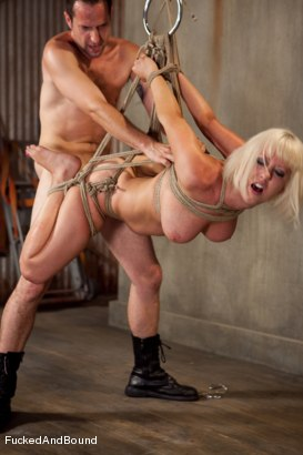 Photo number 15 from Cherry Unchained shot for Fucked and Bound on Kink.com. Featuring Cherry Torn and Maestro in hardcore BDSM & Fetish porn.