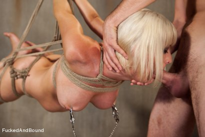 Photo number 7 from Cherry Unchained shot for Brutal Sessions on Kink.com. Featuring Cherry Torn and Maestro in hardcore BDSM & Fetish porn.
