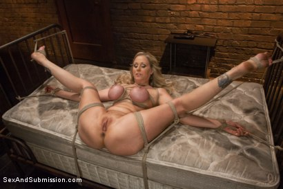 Photo number 8 from Julia Ann's Submissive Fantasy shot for Sex And Submission on Kink.com. Featuring Julia Ann and Mark Davis in hardcore BDSM & Fetish porn.