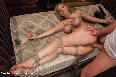 Photo number 10 from Julia Ann's Submissive Fantasy shot for Sex And Submission on Kink.com. Featuring Julia Ann and Mark Davis in hardcore BDSM & Fetish porn.