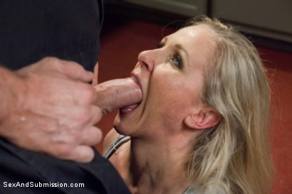 Photo number 6 from Julia Ann's Submissive Fantasy shot for Sex And Submission on Kink.com. Featuring Julia Ann and Mark Davis in hardcore BDSM & Fetish porn.
