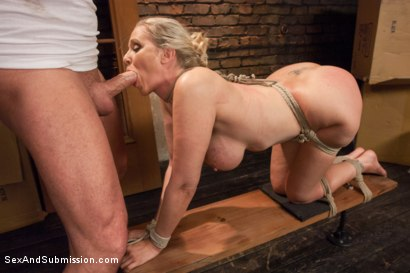 Photo number 12 from Julia Ann's Submissive Fantasy shot for Sex And Submission on Kink.com. Featuring Julia Ann and Mark Davis in hardcore BDSM & Fetish porn.