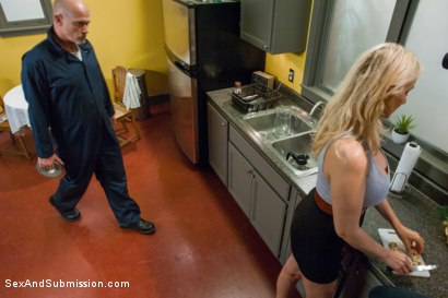 Photo number 2 from Julia Ann's Submissive Fantasy shot for Sex And Submission on Kink.com. Featuring Julia Ann and Mark Davis in hardcore BDSM & Fetish porn.