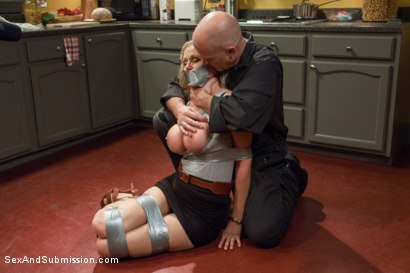 Photo number 5 from Julia Ann's Submissive Fantasy shot for Sex And Submission on Kink.com. Featuring Julia Ann and Mark Davis in hardcore BDSM & Fetish porn.