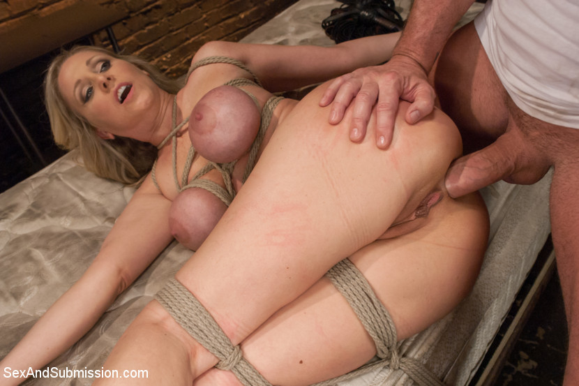 Julia ann in bondage
