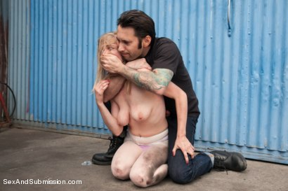 Photo number 3 from Best of SAS: A Helping Whore shot for Sex And Submission on Kink.com. Featuring Penny Pax and Tommy Pistol in hardcore BDSM & Fetish porn.