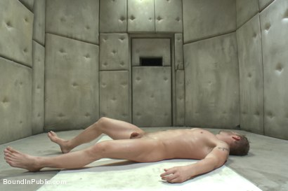 Photo number 13 from Lockup, Cell Extraction & Prison Sex - Part Two shot for Bound in Public on Kink.com. Featuring Jeremy Stevens, Hayden Richards and Connor Maguire in hardcore BDSM & Fetish porn.