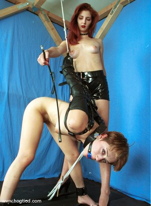Photo number 10 from Ivy and Sadie shot for Hogtied on Kink.com. Featuring Ivy and Sadie in hardcore BDSM & Fetish porn.
