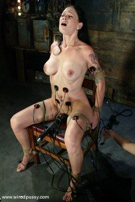 Photo number 13 from Krissy Kage shot for Wired Pussy on Kink.com. Featuring Krissy Kage in hardcore BDSM & Fetish porn.