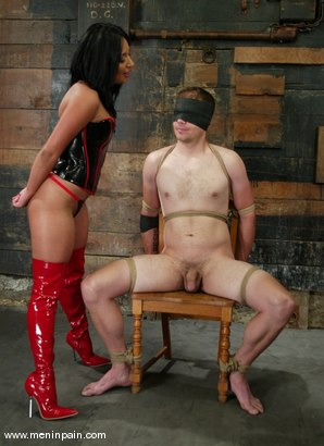 Photo number 1 from Jasmine Byrne and Jason Bays shot for Men In Pain on Kink.com. Featuring Jason Bays and Jasmine Byrne in hardcore BDSM & Fetish porn.