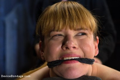 Photo number 4 from Conflicted - Claire Robbins shot for Device Bondage on Kink.com. Featuring Claire Robbins, Mz Berlin and Orlando in hardcore BDSM & Fetish porn.