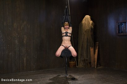 Photo number 7 from Conflicted - Claire Robbins shot for Device Bondage on Kink.com. Featuring Claire Robbins, Mz Berlin and Orlando in hardcore BDSM & Fetish porn.
