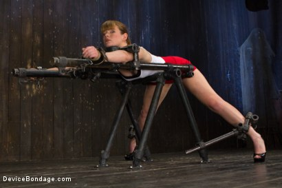 Photo number 8 from Conflicted - Claire Robbins shot for Device Bondage on Kink.com. Featuring Claire Robbins, Mz Berlin and Orlando in hardcore BDSM & Fetish porn.