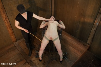 Photo number 13 from Jade Aspen & Nerine Get Introduced to HogTied shot for Hogtied on Kink.com. Featuring Jade Aspen in hardcore BDSM & Fetish porn.