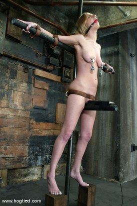 Photo number 5 from Lain Oi shot for Hogtied on Kink.com. Featuring Lain Oi in hardcore BDSM & Fetish porn.