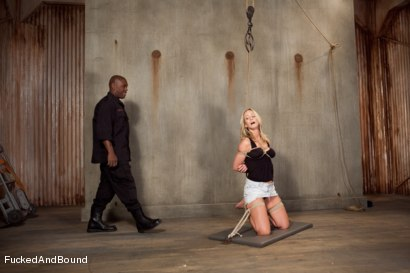 Photo number 2 from MILF is Brutally Ass Fucked  shot for  on Kink.com. Featuring Simone Sonay and Jack Hammer in hardcore BDSM & Fetish porn.