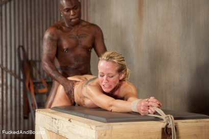 Photo number 13 from MILF is Brutally Ass Fucked  shot for  on Kink.com. Featuring Simone Sonay and Jack Hammer in hardcore BDSM & Fetish porn.