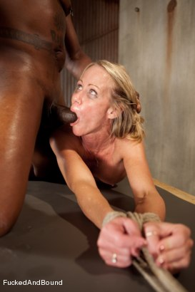 Photo number 14 from MILF is Brutally Ass Fucked  shot for  on Kink.com. Featuring Simone Sonay and Jack Hammer in hardcore BDSM & Fetish porn.