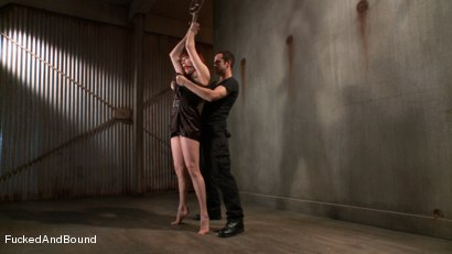 Photo number 1 from The Torment of O shot for  on Kink.com. Featuring Maestro and Odile in hardcore BDSM & Fetish porn.