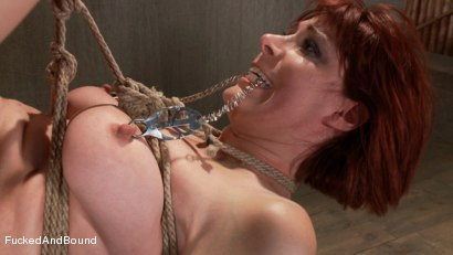 Photo number 12 from The Torment of O shot for  on Kink.com. Featuring Maestro and Odile in hardcore BDSM & Fetish porn.